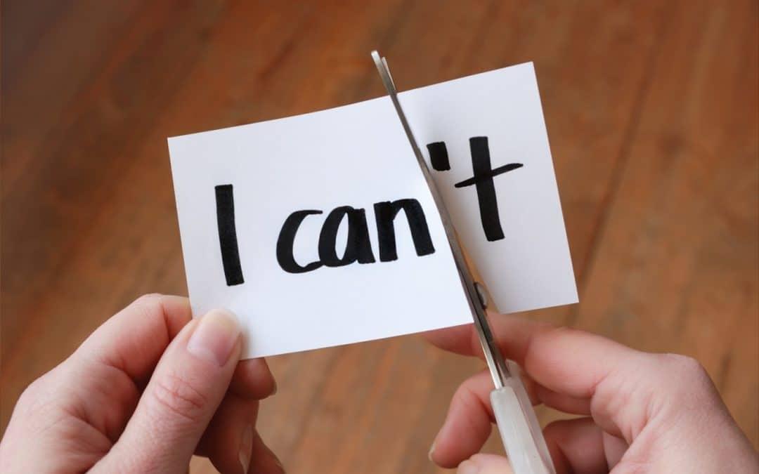être confiant