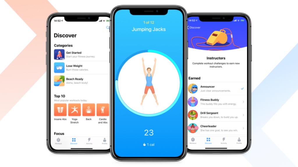 meilleure app 2020